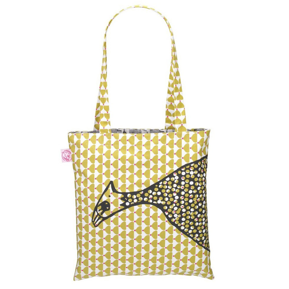 Ochre Chic Chick Paulette Eco Bag
